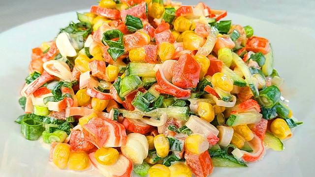 Что в твоем салате?
